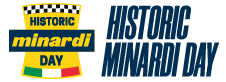 Historic Minardi Day Logo
